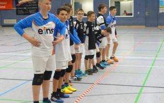 Meisterschaften Faustball
