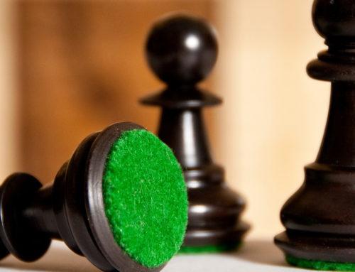 Schach: Erste erkämpft wertvollen Punkt- Zweite enttäuscht