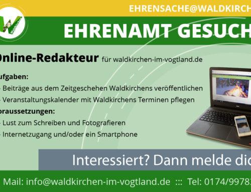 Ehrensache@Waldkirchen