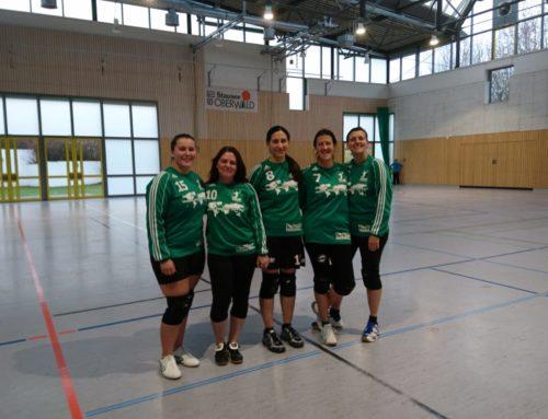 2. Spieltag der Frauen in Glauchau