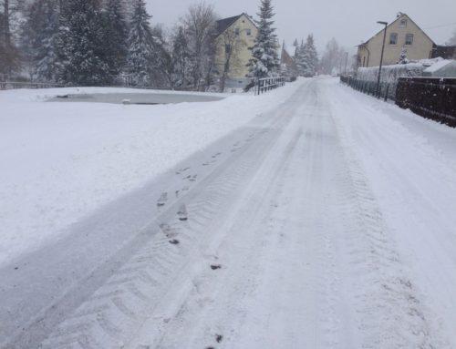Das ist Winter in Waldkirchen