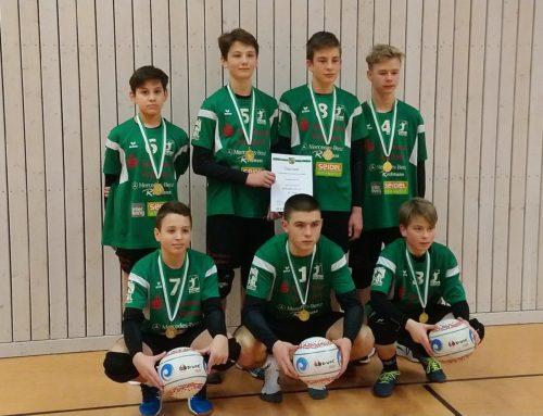 3. Sachsenmeistertitel in der Jugend, U14m