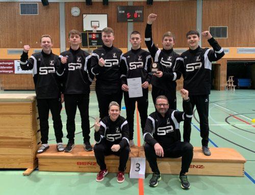 U18m bei der Süddeutschen in Vaihingen/Enz