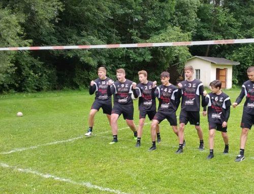 U18m müder Saisonstart in WK