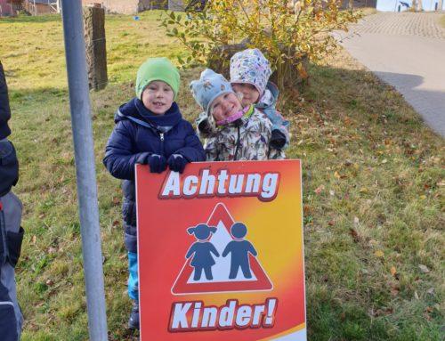 Gemeinsam für die Sicherheit der Kinder
